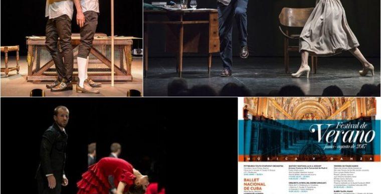 ESCENARIO CLECE en los Teatros del Canal