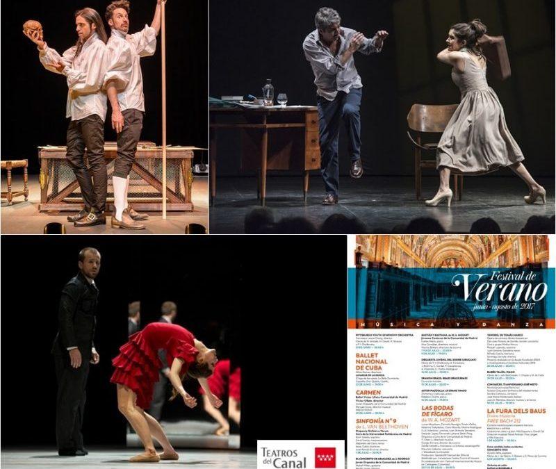 ESCENARIO CLECE – Programación Teatros del Canal