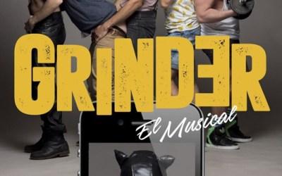 GRINDER El Musical en los Teatros Luchana, 🌈WorldPride Madrid 2017🌈