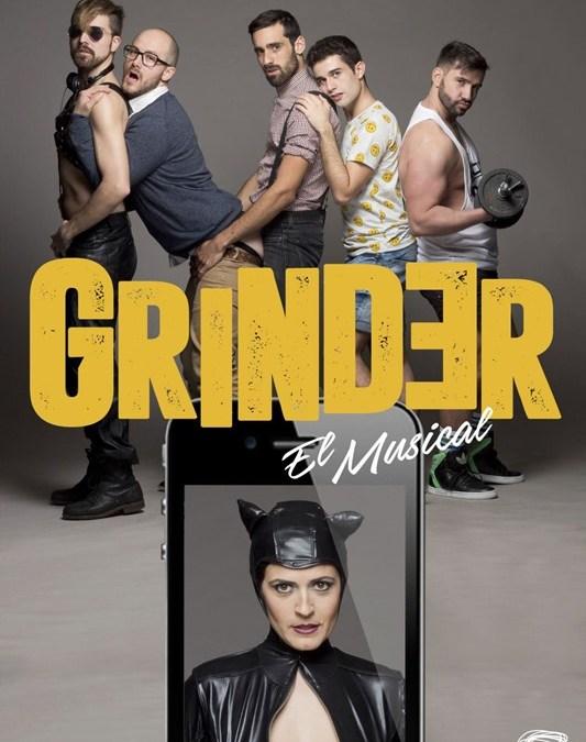 GRINDER El Musical en el Teatro Fígaro