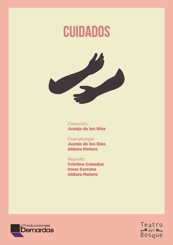 CUIDADOS en la Sala Cuarta Pared - Madrid Es Teatro