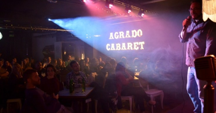 MADRID COMEDY CLUB LATE NITE en Agrado Cabaret