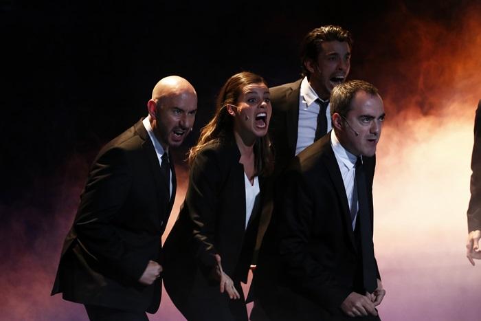 IBERIAN GANGSTERS en el Pavón Teatro Kamikaze