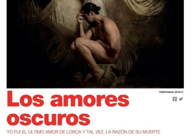 LOS AMORES OSCUROS en el Teatro Español, Wolrpride Madrid 2017