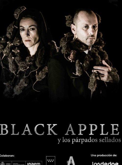 BLACK APPLE de Losdedae en el Teatro Español