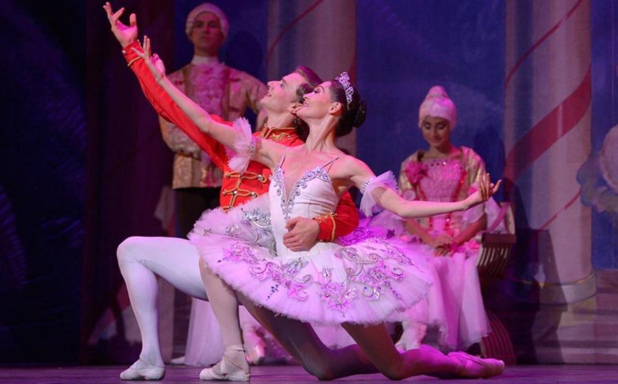 EL CASCANUECES – Russian Classical Ballet en el Teatro Lope de Vega