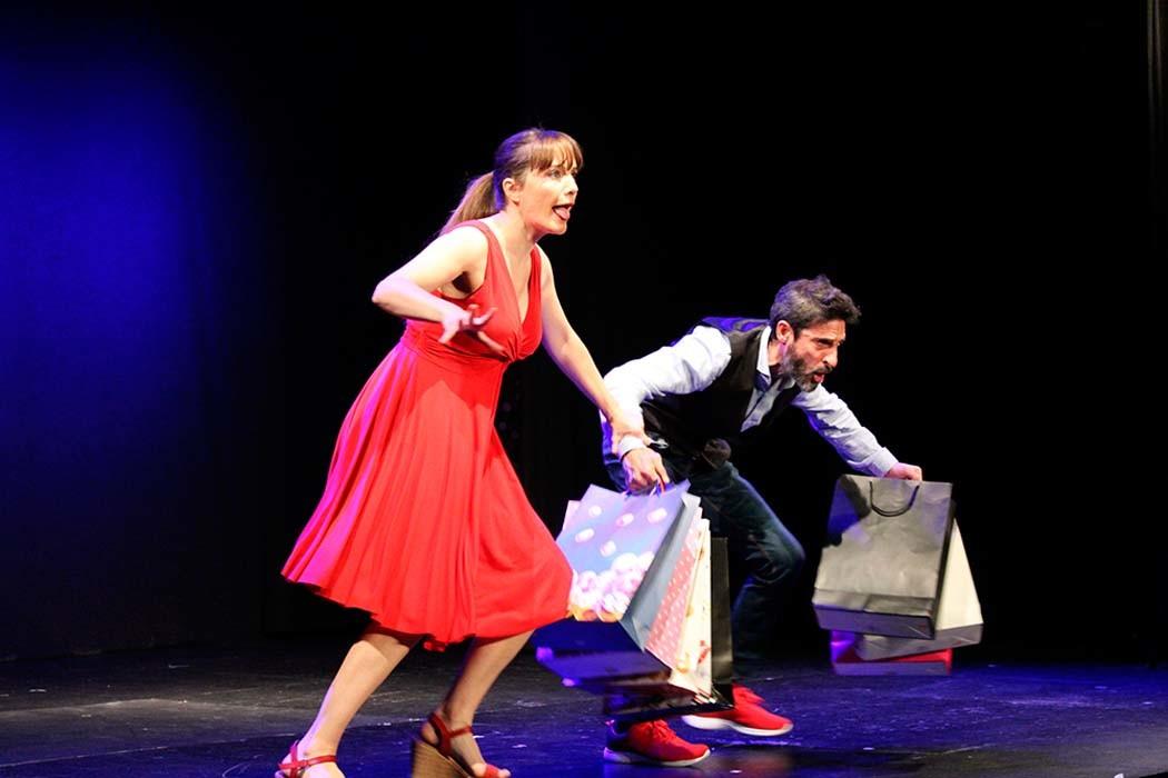 ORGASMOS, la comedia, en el Pequeño Teatro Gran Vía