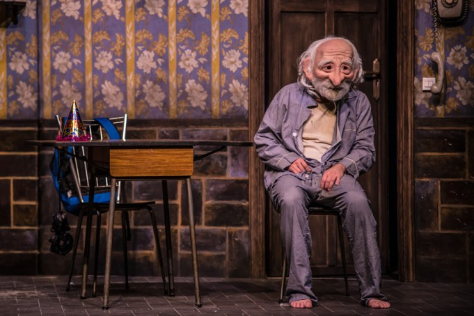 SOLITUDES de Kulunka Teatro en el Teatro Fernán Gómez