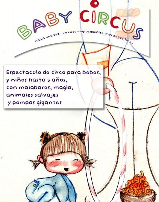 BABY CIRCUS en el Teatro Galileo