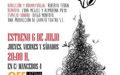 CHICAS DEL MONTOFF de Roberto Terán en el Off de La Latina