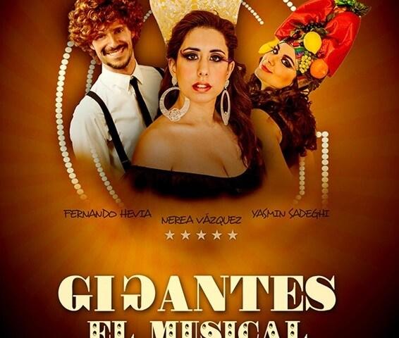 GIGANTES El Musical en el Teatro Lara