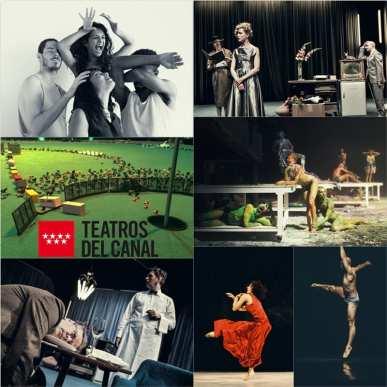 Programacion Teatros Del Canal 2017-2018