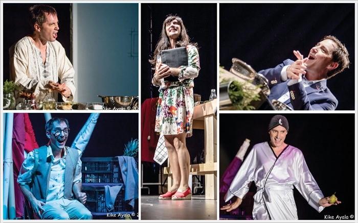 EL CURSO DE TU VIDA en el Teatro Lara