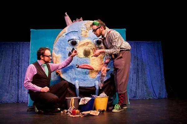 Planeta Tierra - Teatro de Títeres de El Retiro