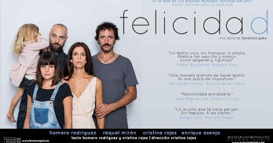 Felicidad Teatros Luchana