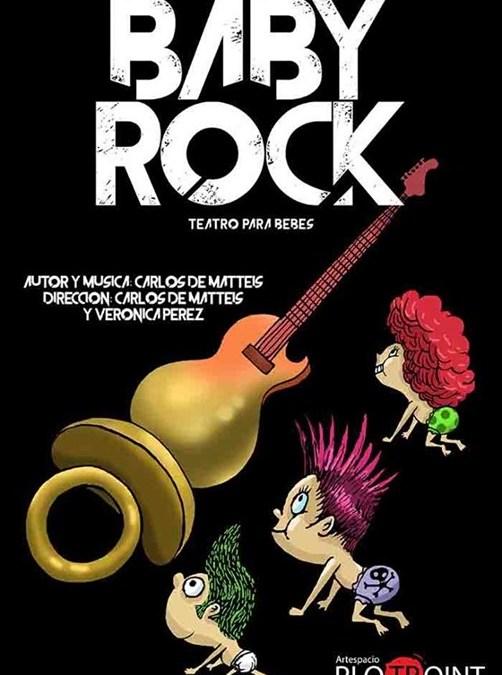 BABY ROCK en Artespacio Plot Point