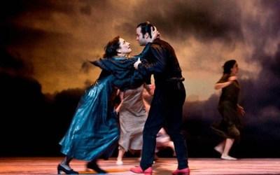 BODAS DE SANGRE, Lorca por Messiez,  en el Teatro María Guerrero