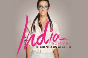 INDIA MARTÍNEZ 'Tour Secreto' en Madrid
