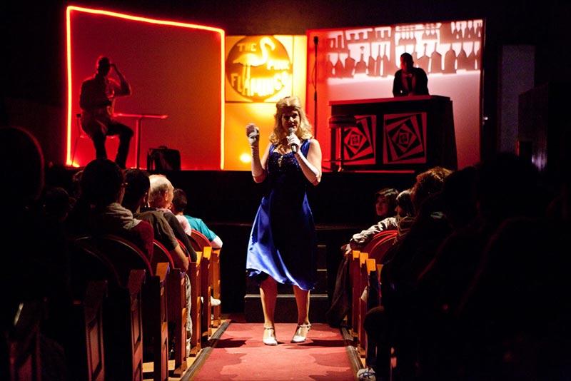 Dr. Jekyll y Mr. Hyde en el Teatro Figaro