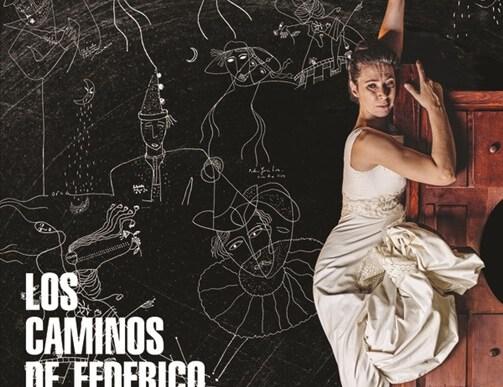 LOS CAMINOS DE FEDERICO en el Teatro La Puerta Estrecha