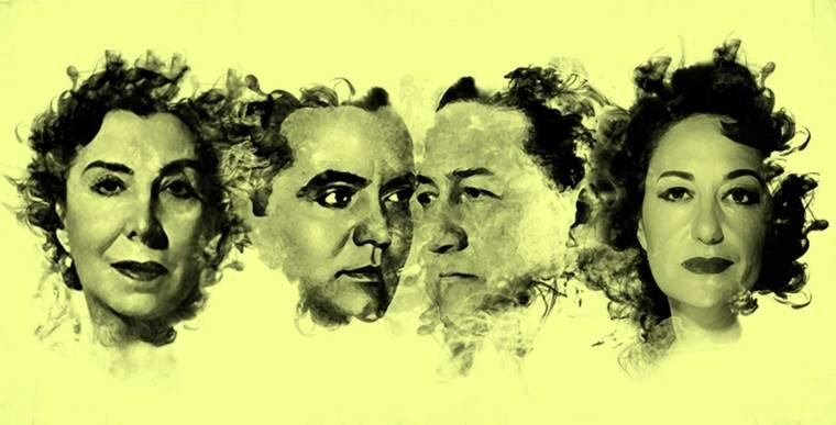 FEDERICO Y LOLA, EL DESENCUENTRO en el Teatro Lara