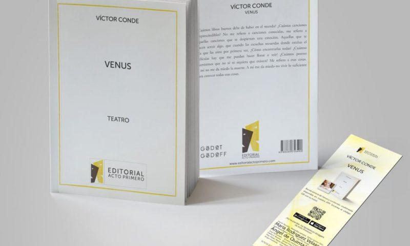 VENUS DE VÍCTOR CONDE