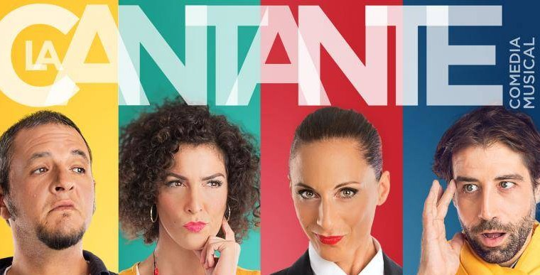 LA CANTANTE - Comedia Musical de Línea Musical Scénica