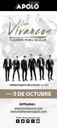 Los Vivancos en el Teatro Nuevo Apolo