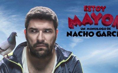 ESTOY MAYOR de NACHO GARCÍA