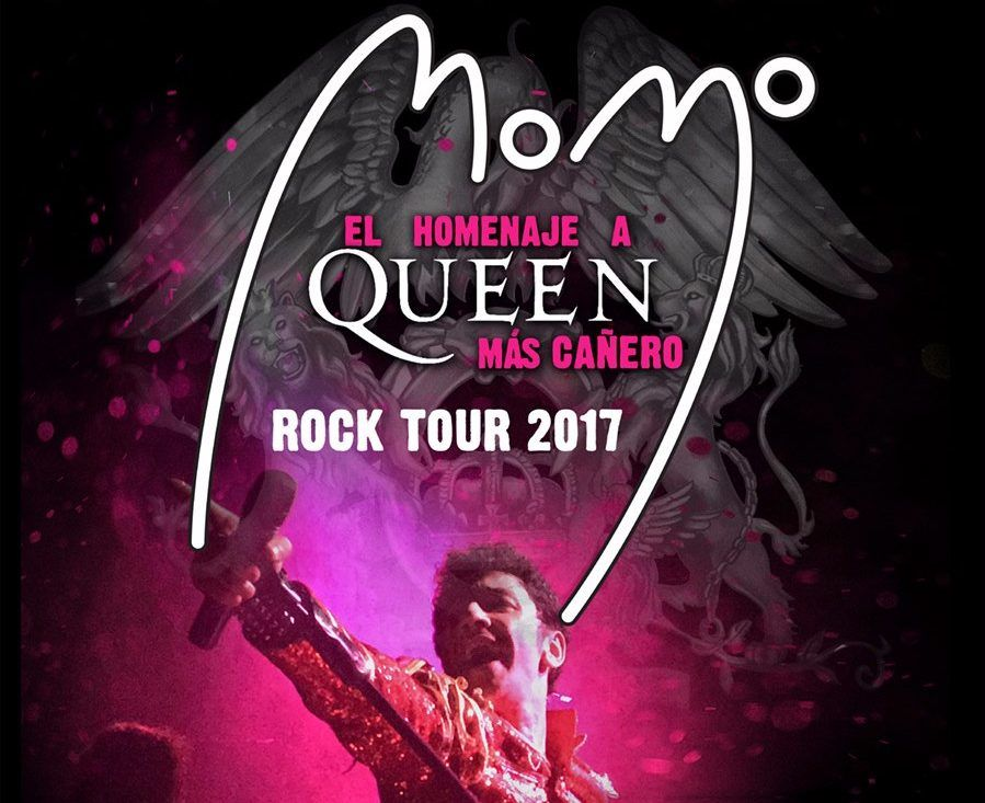 QUEEN ROCK TOUR 2017