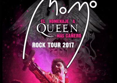 QUEEN ROCK TOUR 2017