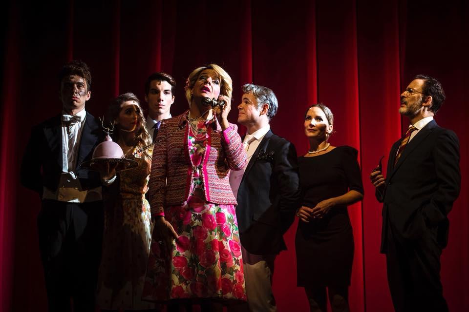 LA JAULA DE LAS LOCAS el musical