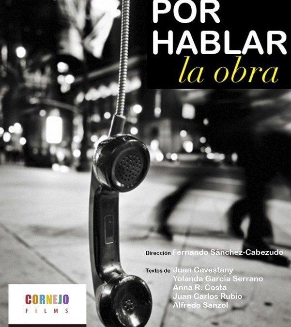 HABLAR POR HABLAR en el Teatro Bellas Artes