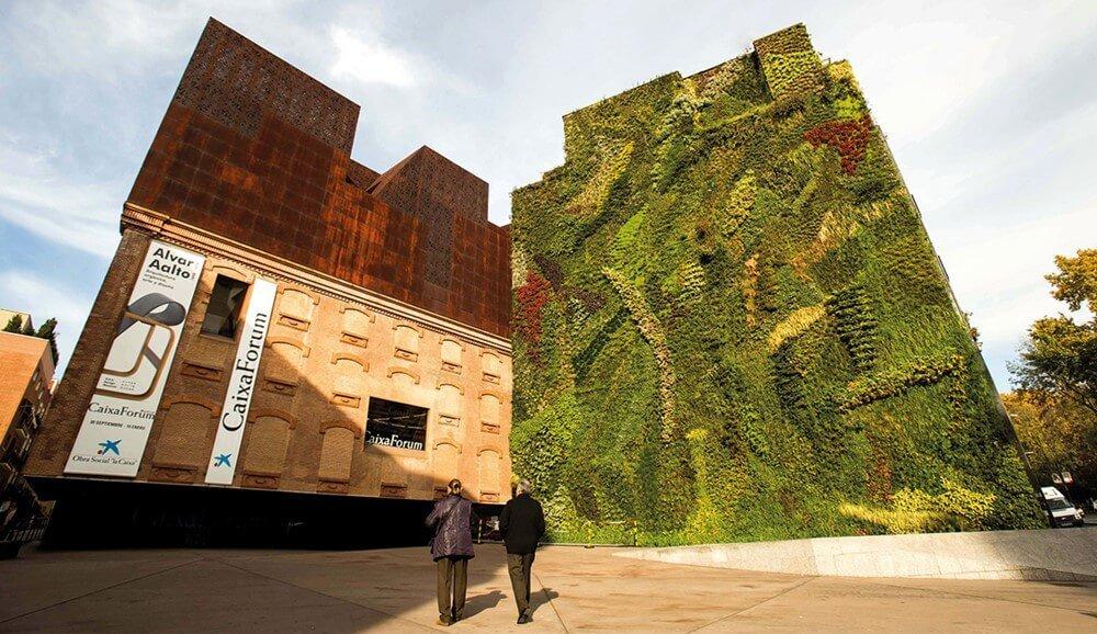 Madrid Contemporáneo. De CaixaForum a Tabacalera