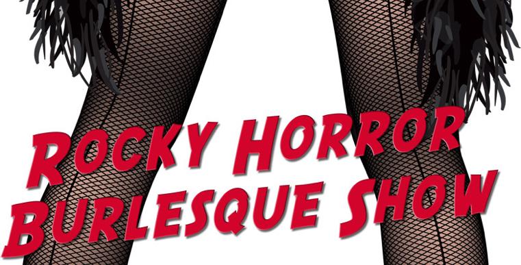 ROCKY HORROR BURLESQUE SHOW en el Teatro Cofidis