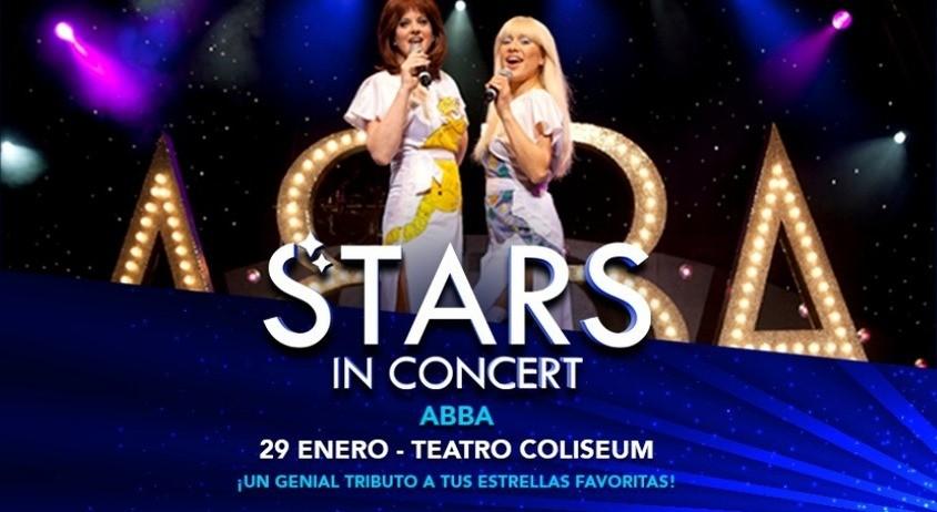 STARS IN CONCERT- Un Tributo a ABBA