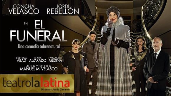 EL FUNERAL con Concha Velasco, en el Teatro La Latina