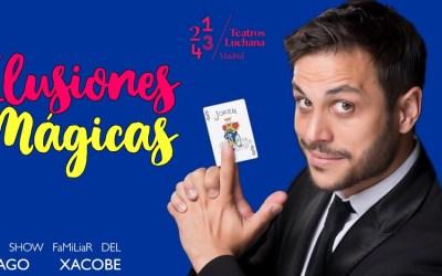 ILUSIONES MÁGICAS en los Teatros Luchana