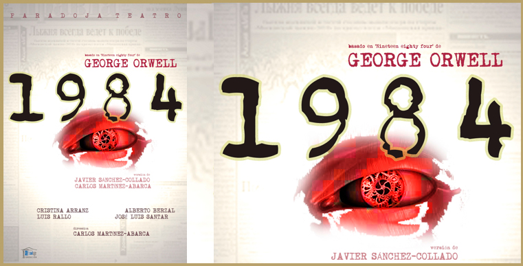 1984 de George Orwell, en el Teatro Galileo