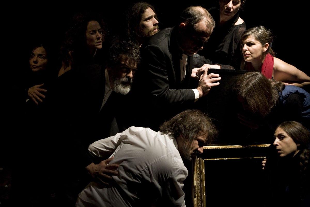 EL CORAZÓN ENTRE ORTIGAS en el Teatro Tribueñe
