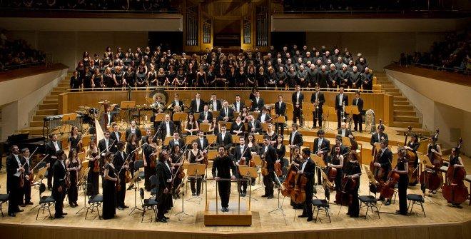 La magia de Tchaikovsky en el Auditorio Nacional