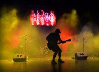 EL ROCK SUENA EN FAMILIA en el Teatro Fígaro