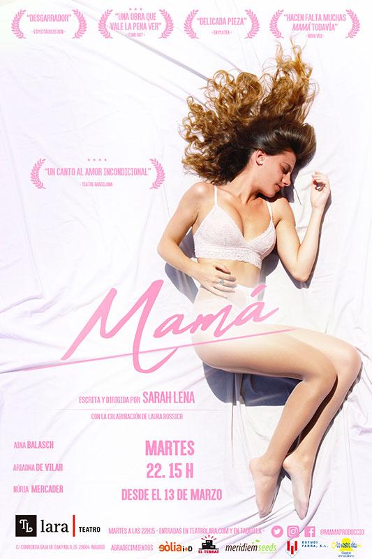 MAMA en el Teatro Lara