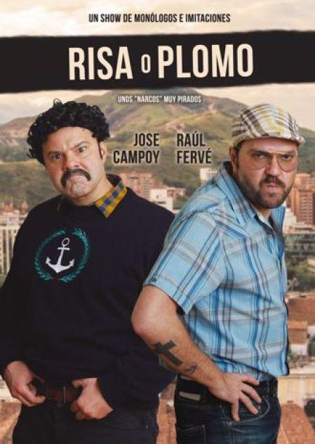 RISA O PLOMO en el Teatro Cofidis Alcázar