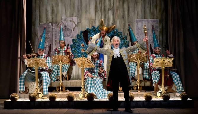EL CONCIERTO DE SAN OVIDIO en el Teatro María Guerrero