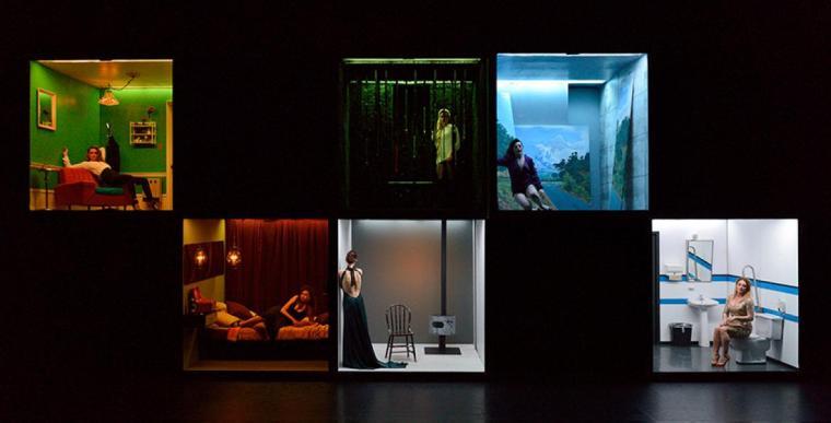 La fureur de ce que je pense en el Teatro Español