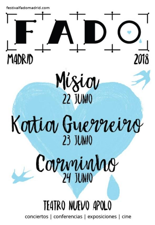 Festival FADO 2018 Madrid