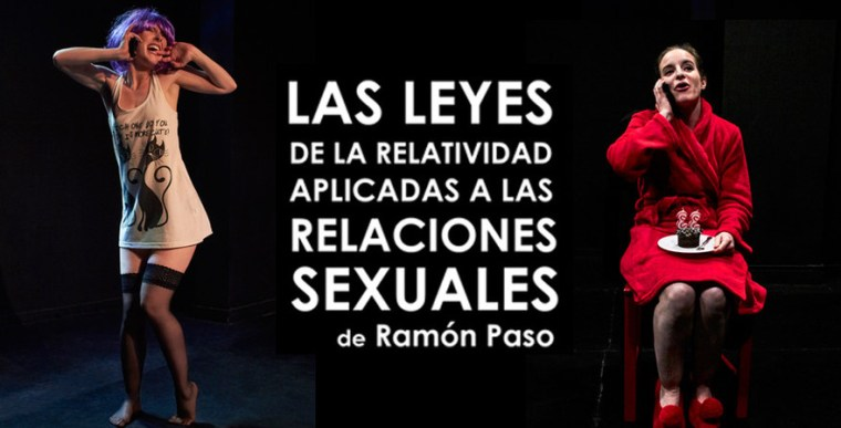 LAS LEYES DE LA RELATIVIDAD APLICADAS A LAS RELACIONES SEXUALES
