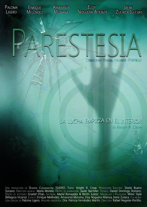 Parestesia (La lucha empieza en el interior)