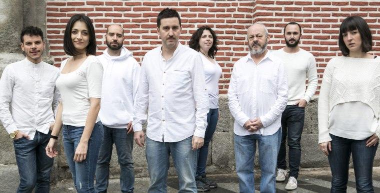 TUS HIJOS NO TE OLVIDAN en el Teatro del Barrio (Surge Madrid 2018)